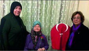 """Özenli, """"AK Parti kadınların yanında!"""""""