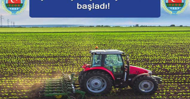 Çiftçiye ÇKS uyarısı!