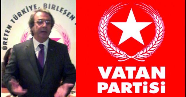 Vatan  Partisi'nden  Kurultay'a  davet!