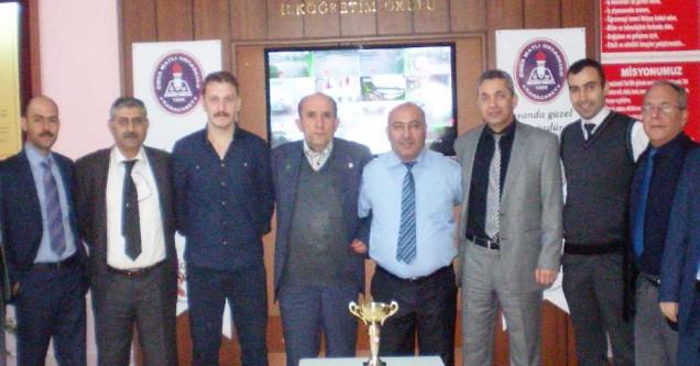 Ömer Matlı'dan 4 yılda 3 şampiyonluk