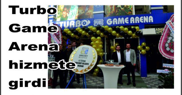 Turbo Game Arena hizmete girdi
