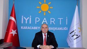 İyi Parti'nin yeni başkanı Coşkunsoy