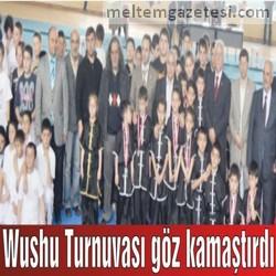 Wushu Turnuvası göz kamaştırdı