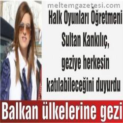 Balkan ülkelerine gezi