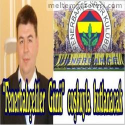 """""""Fenerbahçeliler Günü"""" coşkuyla kutlanacak"""