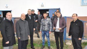 """""""Karacabey'li genç çiftçiler destekleniyor"""""""
