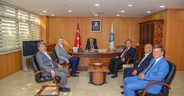 """""""Butik Tarım Üniversitesi Karacabey'e katkı sağlayacak"""""""