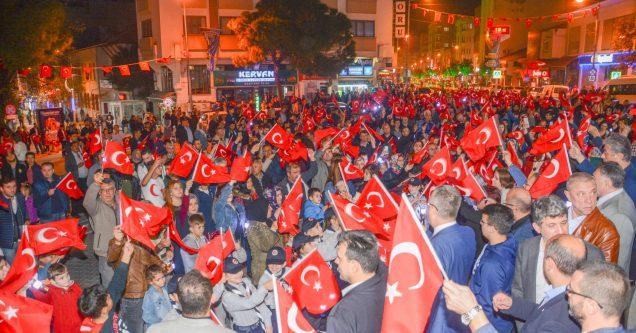 Mehmetçiğe selam gönder!