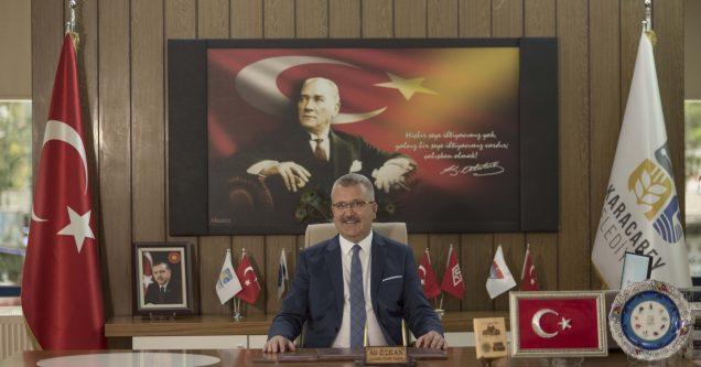 Başkan Özkan Öğretmenler Günü'nü kutladı