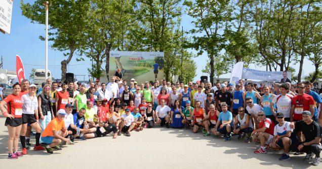 '2. Karacabey Longoz Maratonu' nefesleri kesti