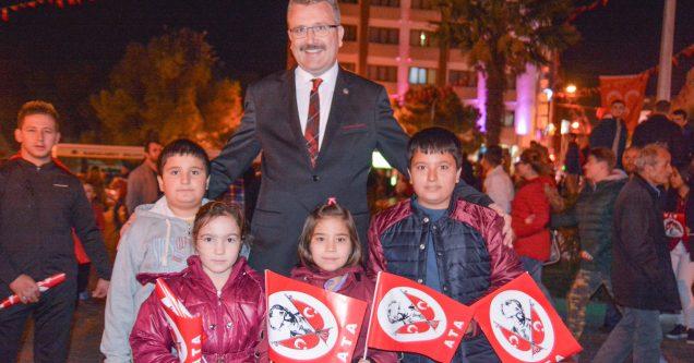 Başkan Ali Özkan'dan 29 Ekim Mesajı