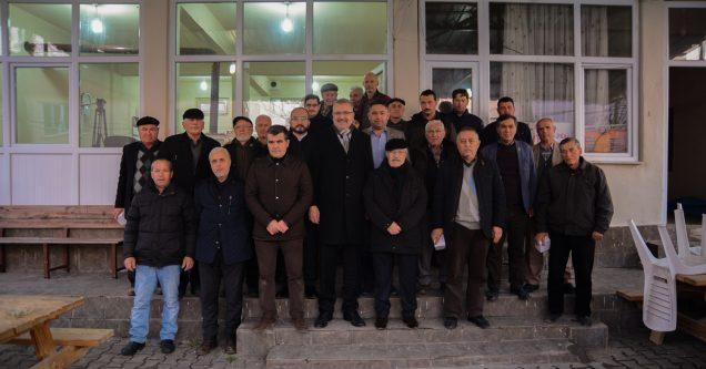 'Halil İbrahim Sofrası' Orhaniye Mahallesi'nde kuruldu