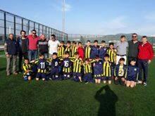 Yenilgisiz Şampiyon; Gençlerbirliği U-11