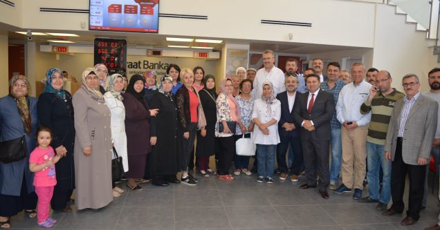 Karacabey'den Erdoğan'a tam destek