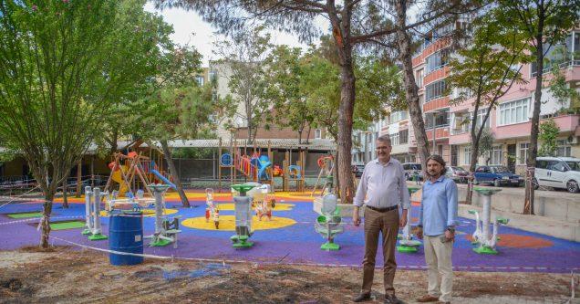Adnan Menderes Parkı'nda sona gelindi