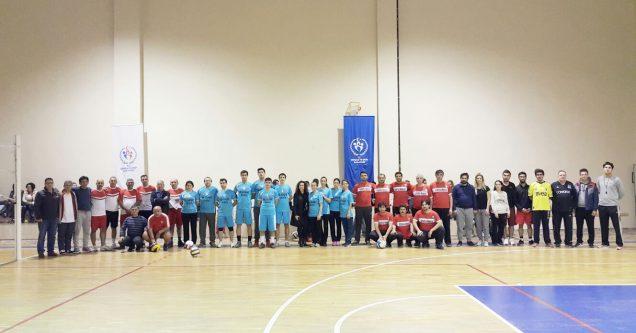 Öğretmenleri buluşturan turnuva