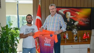 Esnaf Spor'a Belediye desteği