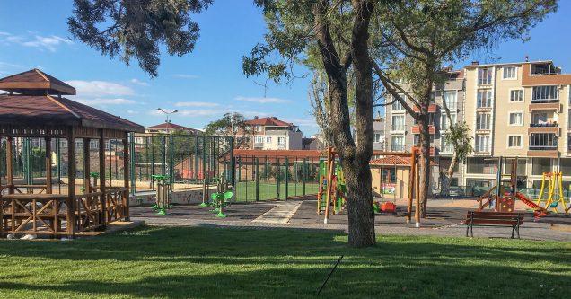 Servet Somuncuoğlu Parkı bugün açılıyor