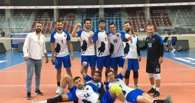 Belediyespor Voleybol Takımı Arkas'ı devirdi