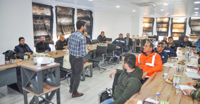 Belediye'den 'Temel İlk Yardım Eğitimi'