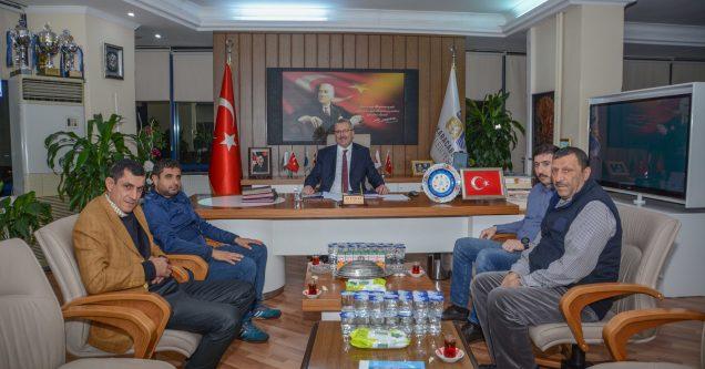 Özkan'dan Roman vatandaşlara destek sözü