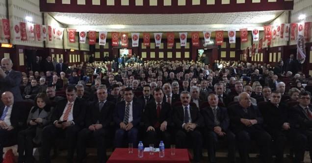 MHP'de zafer Hüseyin Erol'un