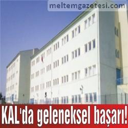 KAL'da geleneksel başarı!
