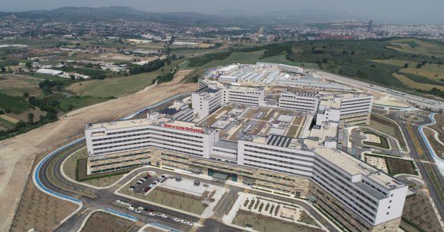Bursa Şehir Hastanesi açılıyor!