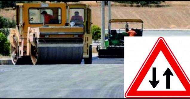 Dikkat: Yollarda bakım-onarım çalışması