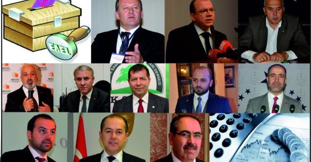Başkanlardan seçim değerlendirmeleri…