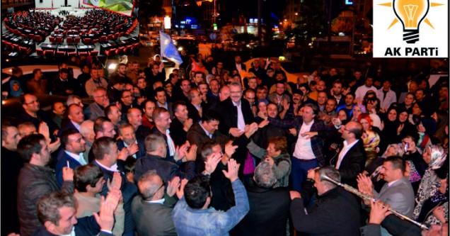AKP yeniden tek başına iktidar