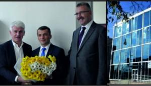 'Karacabey'e yakışır yeni çağdaş SGK binası'