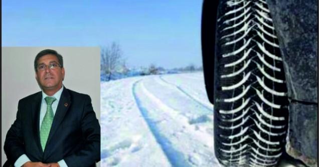Şoförlere kar ve buzlanma uyarısı!