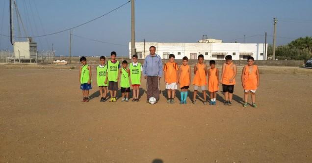 Yaz Futbol Okulu start aldı