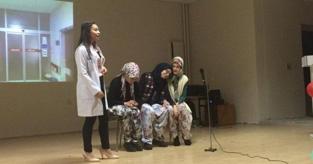 Öğrencilerden organ bağışı duyarlılığı
