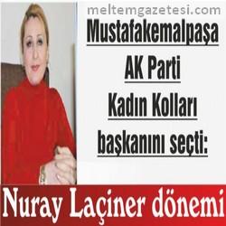 Nuray Laçiner dönemi