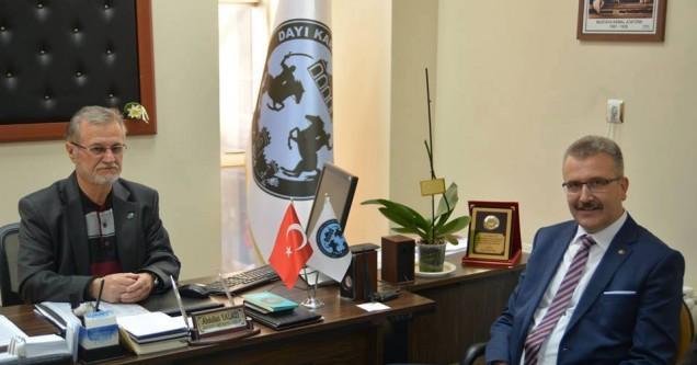 Dayı Karacabey Derneği'nden Türkmenlere tam destek