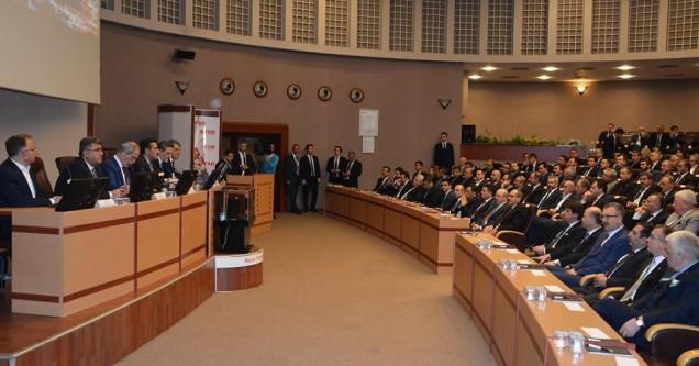 TEKNOSAB Projesi Gümrük ve Ticaret Bakanı'na tanıtıldı