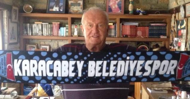 Fenerbahçe'nin Efsane Başkanı Şen'den  Karacabey Belediyespor'a destek