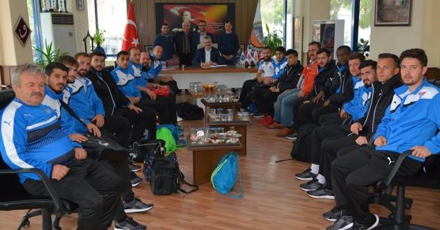 Karacabey Belediyespor Gürsu maçına hazır