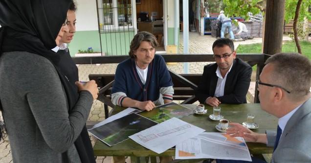 Belediye'den ses getirecek çevresel proje atağı
