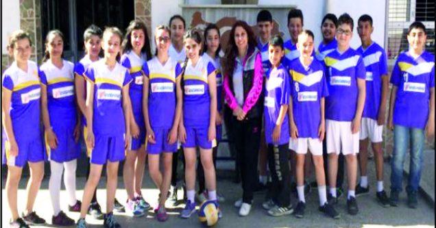 14 Eylül'lü voleybolcular Bursa üçüncüsü