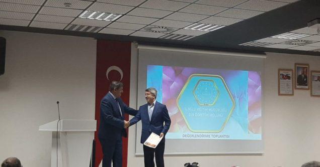 Karacabey  AİHL  Bursa'da  birinci