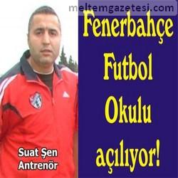 Fenerbahçe Futbol Okulu açılıyor!