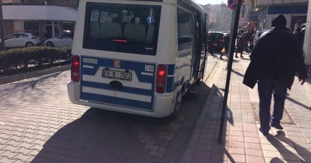 Toplu taşımada sivil polis denetimi