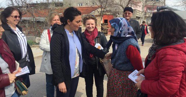 CHP, 'Hayır' kampanyasında gaza bastı…