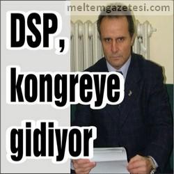 DSP, kongreye gidiyor
