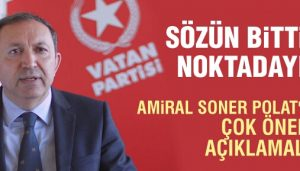 """Polat; """"AKP, ne yapacağını bilmiyor, Suriye'de stratejisi yok"""""""