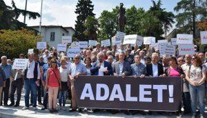 CHP'nin ADALET yürüyüşü!