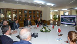 Yeniköy Sahil Projesi masaya yatırıldı